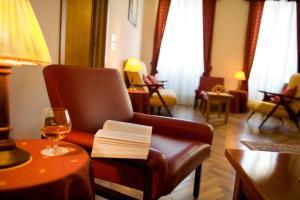 Hotel Eden Park, Отели  Диано-Марина - big - 28