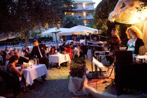 Hotel Eden Park, Отели  Диано-Марина - big - 47