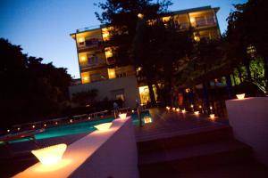 Hotel Eden Park, Отели  Диано-Марина - big - 48