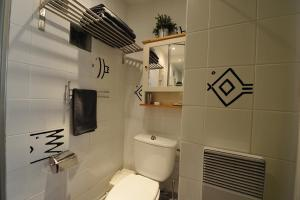 Studio Apartment E2DD Wall Street