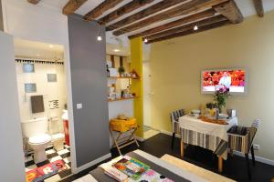 Studio Apartment D3DD Carrera