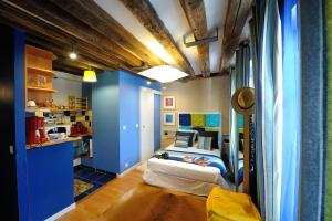 Studio Apartment A3DF Blue Lagoon