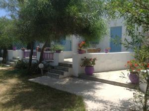 Kalimera Paros, Aparthotely  Santa Maria - big - 34