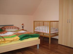 Ubytování U Kornoušků, Apartmány  Zdíkov - big - 6