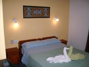 Hotel Posada Sol, Hotel  Villa Carlos Paz - big - 15