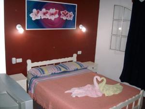 Hotel Posada Sol, Hotel  Villa Carlos Paz - big - 18