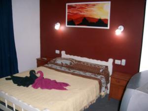 Hotel Posada Sol, Hotel  Villa Carlos Paz - big - 13