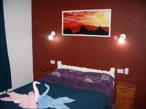 Hotel Posada Sol, Hotel  Villa Carlos Paz - big - 10