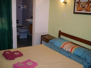 Hotel Posada Sol, Hotel  Villa Carlos Paz - big - 23