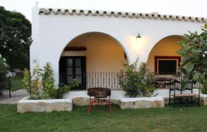 Cortijo El Indiviso, Загородные дома  Вьер де ла Фронтера - big - 16