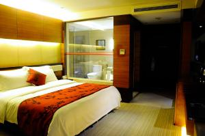 Grand View Hotel Tianjin, Hotel  Tianjin - big - 17