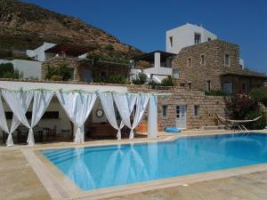 Onar Patmos, Apartmány  Grikos - big - 66