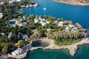 Minos Beach Art Hotel, Hotely  Agios Nikolaos - big - 54