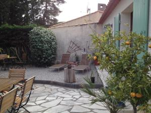 Maison Plage de la Garonette, Ferienhäuser  Sainte-Maxime - big - 20