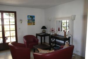 Maison Plage de la Garonette, Ferienhäuser  Sainte-Maxime - big - 19