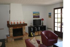 Maison Plage de la Garonette, Ferienhäuser  Sainte-Maxime - big - 18