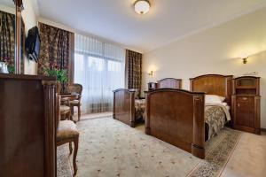 Hotel Prezydent Krynica Zdrój, Hotely  Krynica Zdrój - big - 17