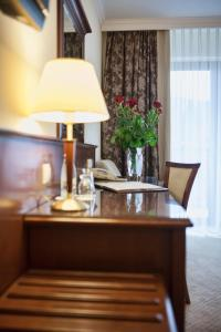 Hotel Prezydent Krynica Zdrój, Hotely  Krynica Zdrój - big - 18
