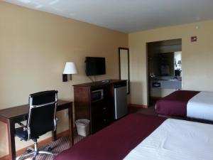 Americas Best Value Inn Bryant, Motely  Bryant - big - 8