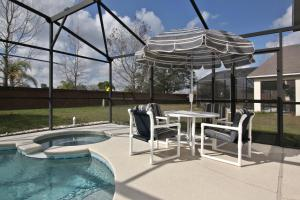 Flexible Pay Vacation Homes, Nyaralók  Kissimmee - big - 65