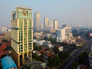 Fraser Residence Menteng Jakarta, Residence  Giacarta - big - 39