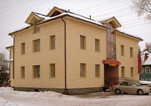 Гостиницы города Каргополь
