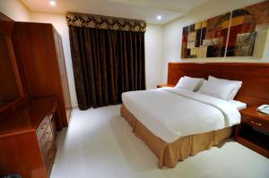 Hayat Home Hotel Al Wadi, Aparthotels  Riad - big - 15