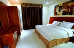 Hayat Home Hotel Al Wadi, Aparthotels  Riad - big - 2