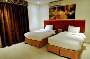 Hayat Home Hotel Al Wadi, Апарт-отели  Эр-Рияд - big - 10