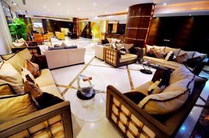 Hayat Home Hotel Al Wadi, Aparthotels  Riad - big - 22