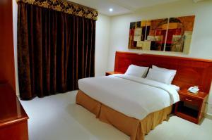 Hayat Home Hotel Al Wadi, Апарт-отели  Эр-Рияд - big - 8