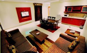 Hayat Home Hotel Al Wadi, Aparthotels  Riad - big - 9