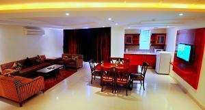 Hayat Home Hotel Al Wadi, Апарт-отели  Эр-Рияд - big - 17