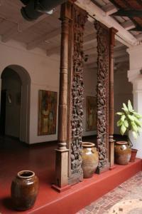 WelcomHeritage Panjim Pousada, Отели типа «постель и завтрак»  Панаджи - big - 10