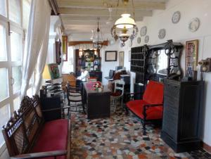 WelcomHeritage Panjim Pousada, Отели типа «постель и завтрак»  Панаджи - big - 23