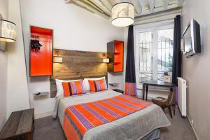 Hotel Claret, Hotels  Paris - big - 22