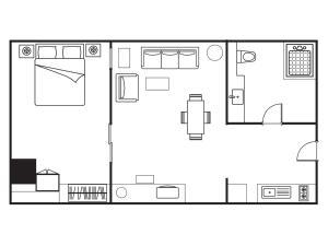Somerset on Elizabeth Melbourne, Apartmanhotelek  Melbourne - big - 5