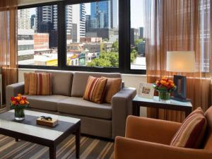 Somerset on Elizabeth Melbourne, Apartmanhotelek  Melbourne - big - 4