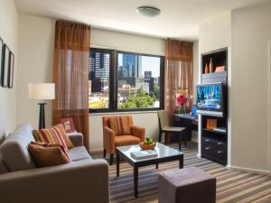 Somerset on Elizabeth Melbourne, Apartmanhotelek  Melbourne - big - 12