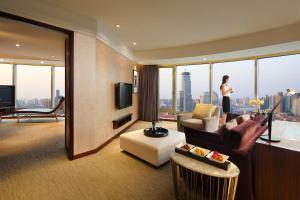 InterContinental Shanghai Pudong, Hotely  Šanghaj - big - 10