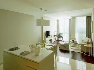 Fraser Residence Menteng Jakarta, Aparthotels  Jakarta - big - 11