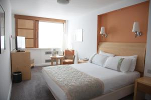 Dobbeltværelse med sovesofa