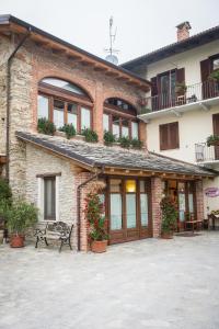 Locanda Occitana Cà Bianca, Hotely  Roccabruna - big - 29
