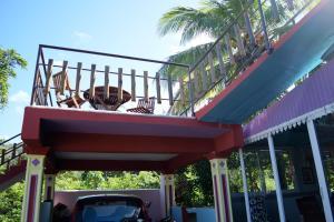 Villa La Romance Kreol, Affittacamere  Port Mathurin - big - 35