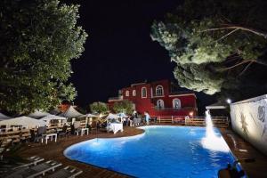 Hotel Villa La Colombaia, Hotels  Portici - big - 84