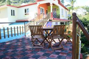 Villa La Romance Kreol, Guest houses  Port Mathurin - big - 54