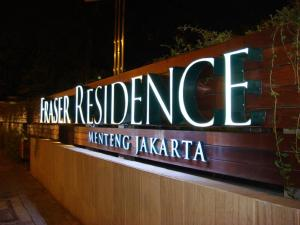 Fraser Residence Menteng Jakarta, Residence  Giacarta - big - 1