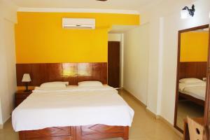 Silver Sands Sunshine - Angaara, Hotels  Candolim - big - 55