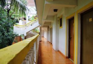 Silver Sands Sunshine - Angaara, Hotels  Candolim - big - 50