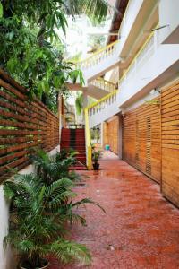 Silver Sands Sunshine - Angaara, Hotels  Candolim - big - 49